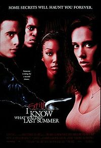 This movie is apparently about Jennifer Love Hewitt's breasts and some disembodied heads that are sad.