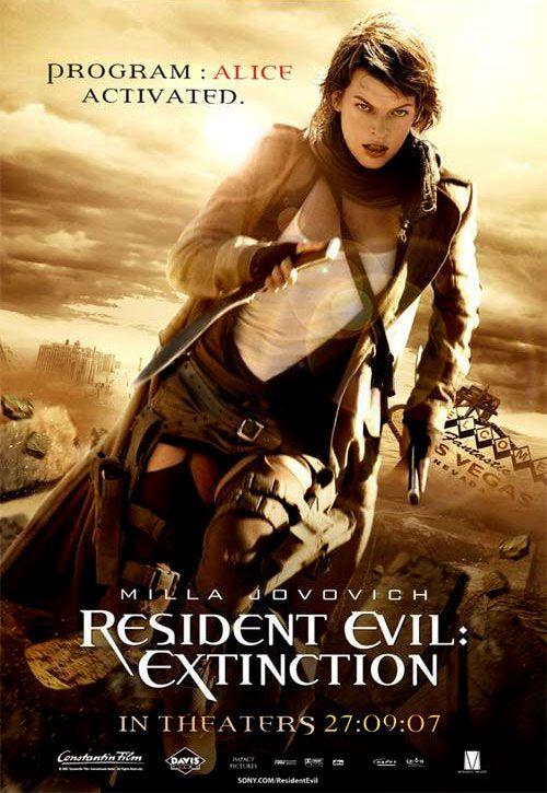Resident Evil 3 - Zagłada PL dvdrip