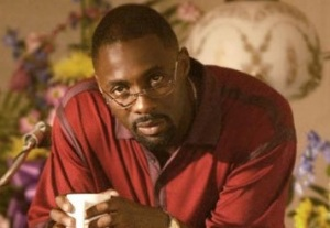 Idris Elba as Stringer Bell
