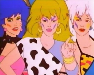Alternatively, the Golden Girls
