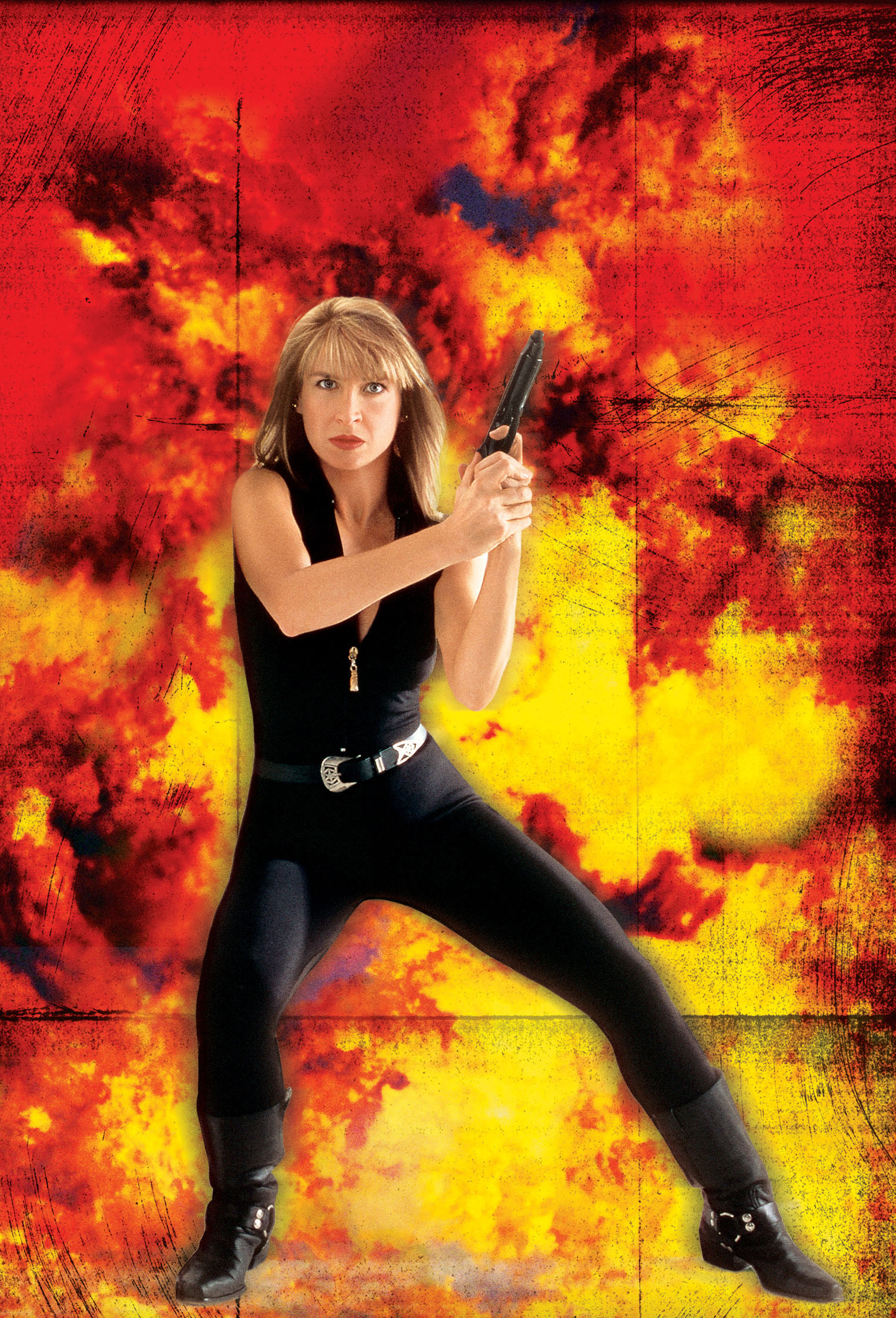 Cynthia Rothrock Undefeatable Cynthia Rothrock