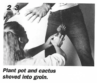 crotch injury
