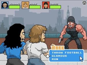 The Room game boss fight vs versus
