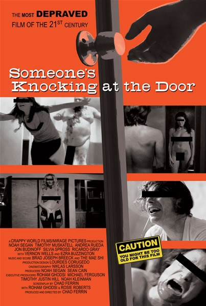 Someones Knocking At The Door (2009)PL.DVDRip.Dx-T1ooo * LEKTOR PL * ..::IVONA::..